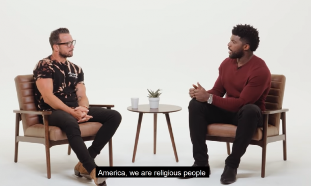 'Churches might be one of the biggest propagators of racist ideology' - Hillsong pastor Carl Lentz
