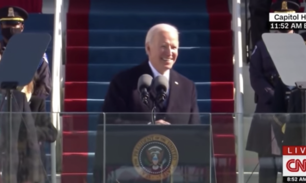 Joe Biden criticised over prayer proclamation that omits 'God'