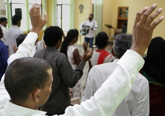 Persecuted, but not abandoned: How India's Christians are staying strong despite opposition