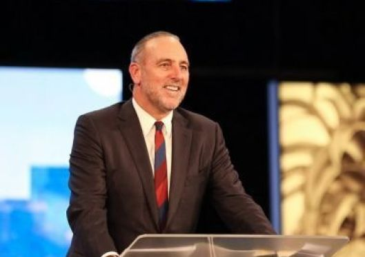 Police charges are a 'shock', says Hillsong's Brian Houston