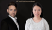 2021 NZ Youth Development Award – Joint - Andrew Hill and Stephanie Yao